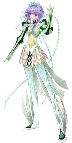 Little Queen (Tales of Graces)